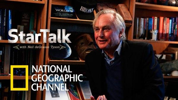 StarTalk: Нил Деграсс Тайсон и Ричард Докинз Нил Деграсс Тайсон, ричард докинз, интервью, передача
