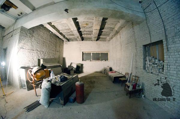 Как мы открывали фотостудию! (Часть 2 - начало ремонта) Фотостудия, Бизнес, Ремонт, Отчет, Лофт, Фото, Длиннопост