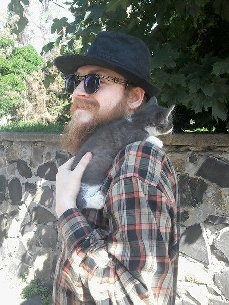 У меня пополнение) думаю как назвать) Кот, Пополнение, Радиолюбители, Имя