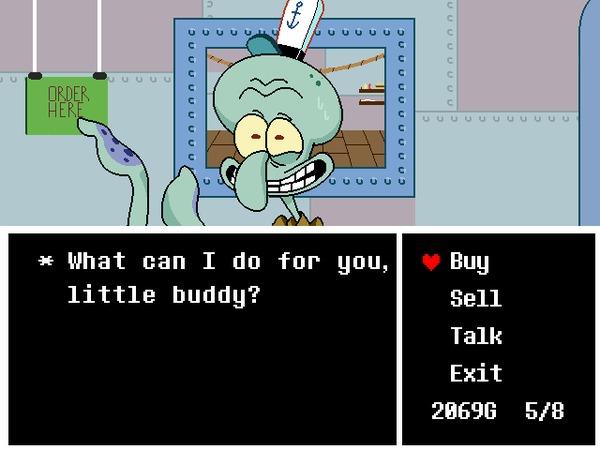 """""""Что я могу сделать для тебя, маленький приятель?"""""""