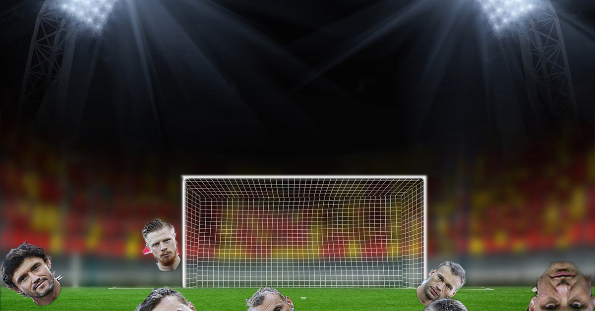 footage mens soccer -