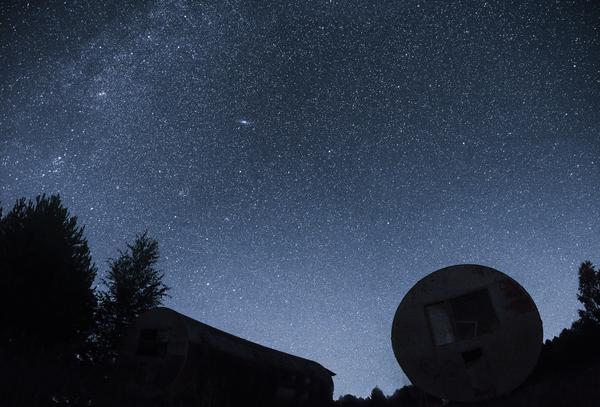 Сегодня у нас будет немного звезд. Звездное небо, Фотография, Я у мамы фотографер, Xiaomi Yi, Nikon d7100, Nikon, Длиннопост