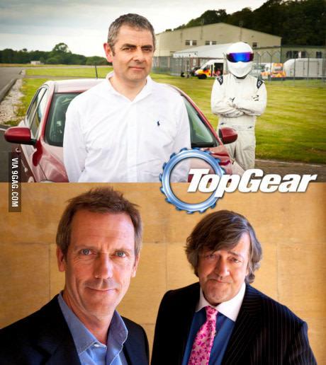 Если в Top Gear не вернут знаменитое трио ведущих, то стоит рассмотреть этих парней