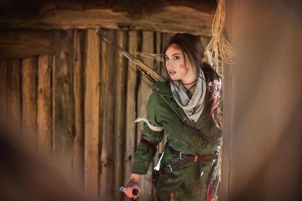 Rise of the Tomb Raider Девушки, Косплей, Длиннопост, Rise of the Tomb Raider, Лара крофт