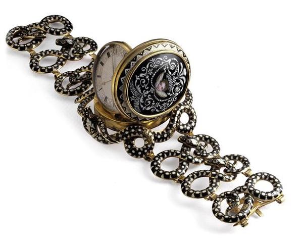 Изобретение наручных часов. Изобретения, Наручные часы, Гифка, Длиннопост