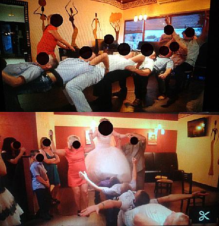 Фотограф раздевает невесту видео фото 687-689