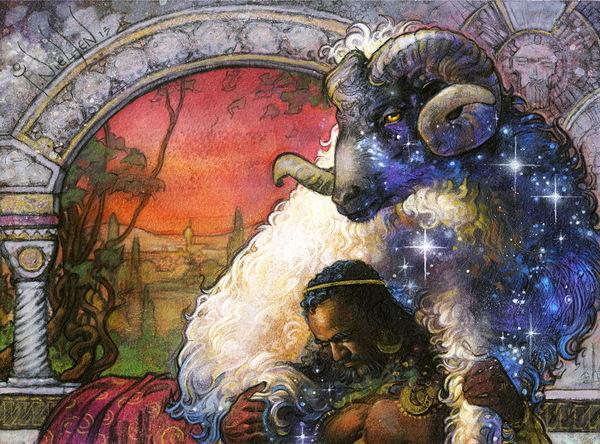 MTG Art: Terese Nielsen Magic: The Gathering, Арт, Terese Nielsen, Длиннопост