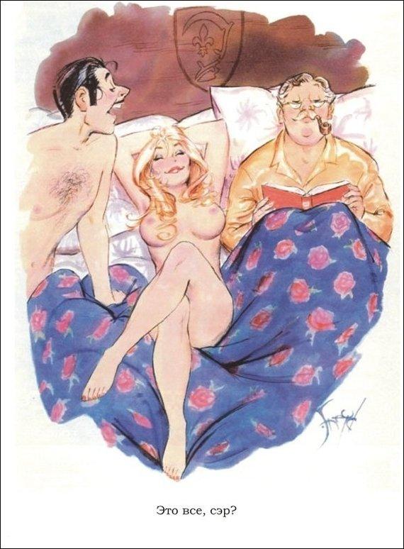 Рисунок в эротике — photo 9