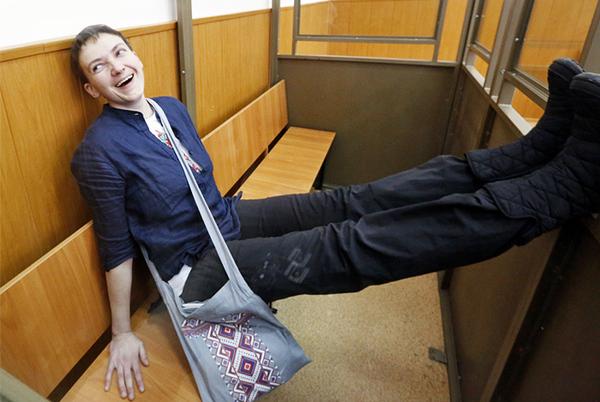 Порошенко предложили выдвинуть кандидатуру Савченко на пост генсека ООН Савченко, Порошенко, Политика, 404