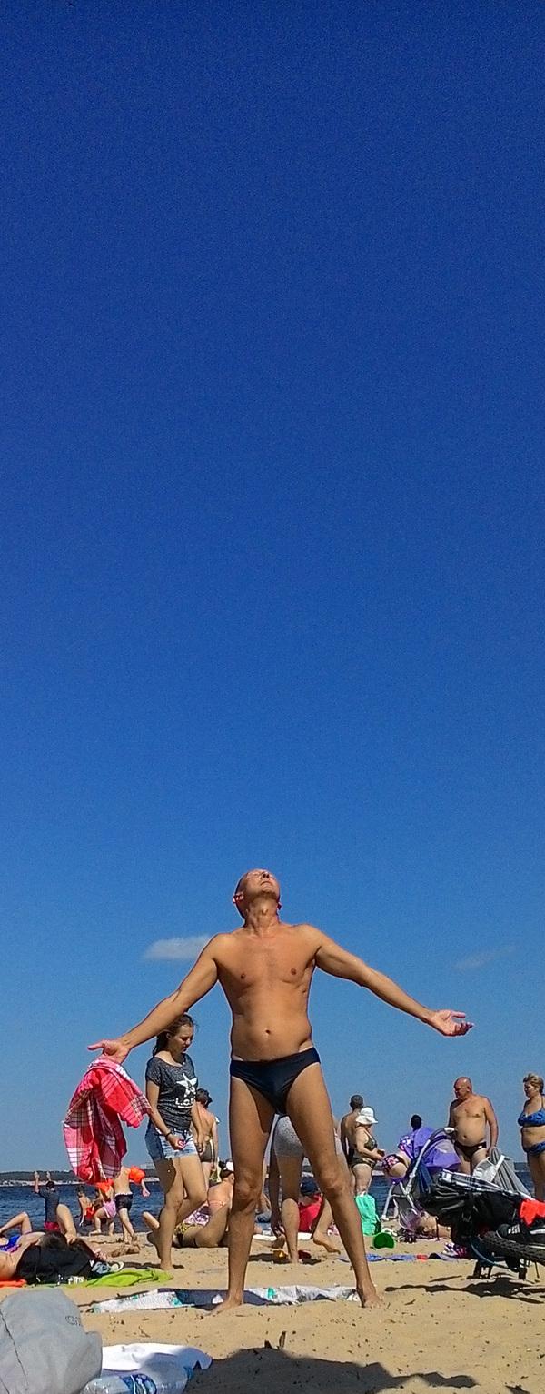 Когда всех достала жара, но ты любишь Солнце. Пляж, Солнце, Длиннопост