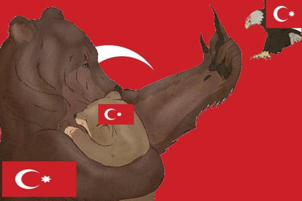Коротко о ситуации в Турции.