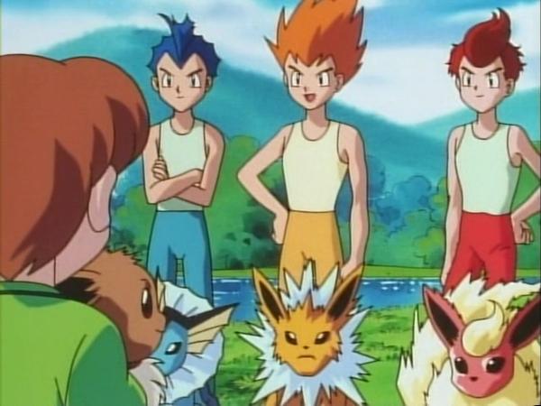 Как получить нужную эволюцию Иви Pokemon GO, Eevee