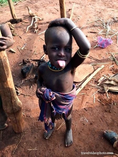 Африка племена секс туризм