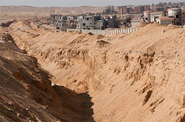Как выглядит борьба человека и пустыни Строительство, Египет, Каир, Пустыня, Человек и стихия, World of building, Адаптация, Длиннопост