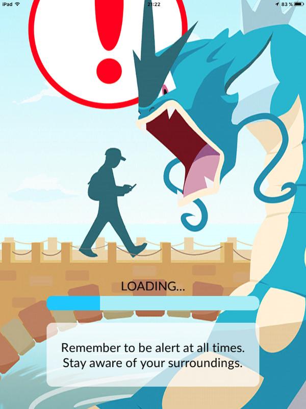 Pokemon Go - лучший симулятор ожидания загрузки! Pokemon GO, Логотип, Слоупок, Точка, Jpeg