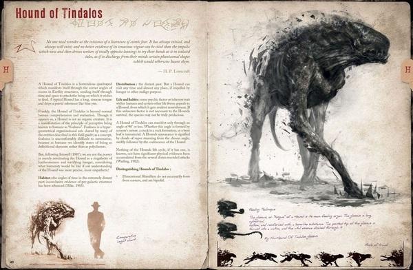 Бестиарий мифов Ктулху Лавкрафт, Lovecraft art, Lovecraft bestiary, Мифы Ктулху, Говард Филлипс, длиннопост