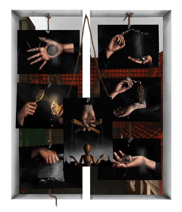 Прожект «Manucreare» Manucreare, Гифка, Проект, Краудфандинг, Квест, Загадка, Открытка, Интересное