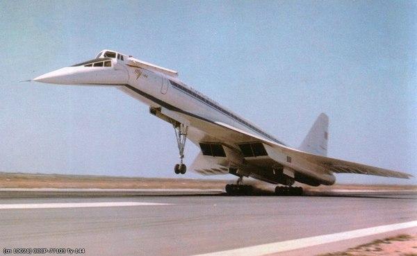 Ту-144 СССР-77103