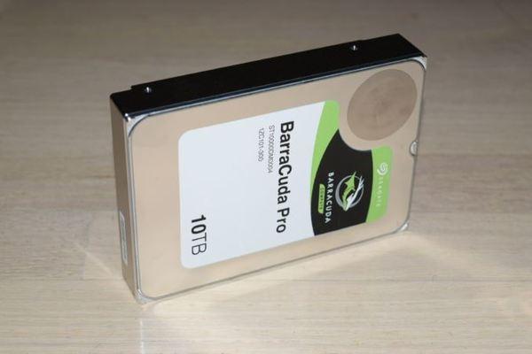 Seagate выпустила жесткий диск объемом 10 ТБ для домашнего использования Seagate, HDD, Жесткий диск