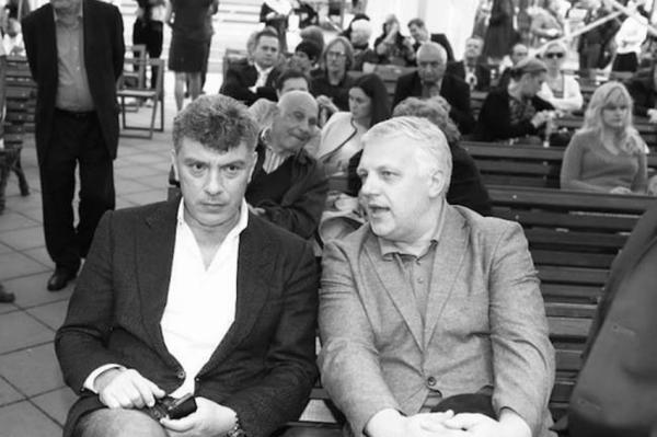 Боря переезжай на Украину как я. Здесь все - Азов, Айдар, Арсенчик Аваков и Тоха Геращенко.