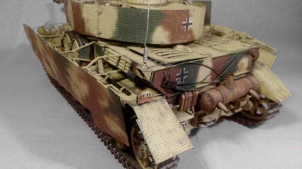 Модель танка Pzkpfw IV ausf H Модель, Танки, Gpm, Терпеливость, Длиннопост