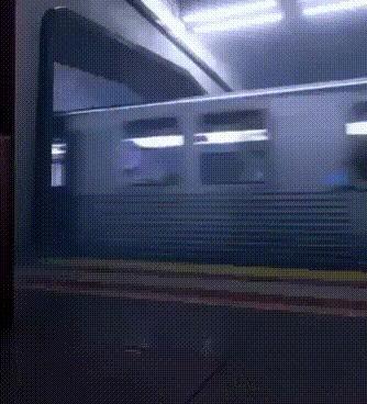 """Осторожно, двери закрываются! Следующая станция """"Ад"""""""