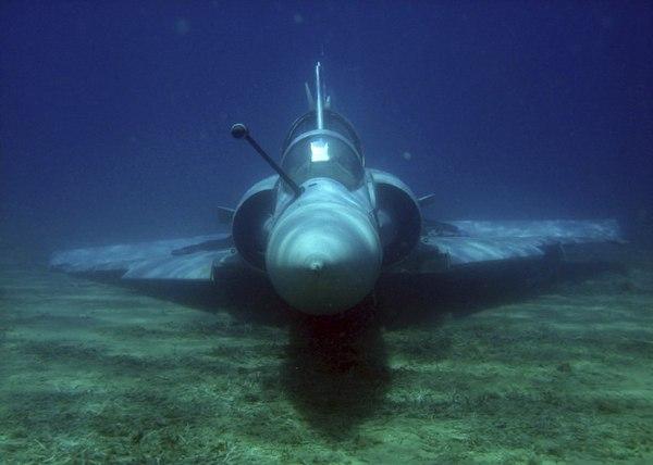 Mirage 2000 греческих ВВС