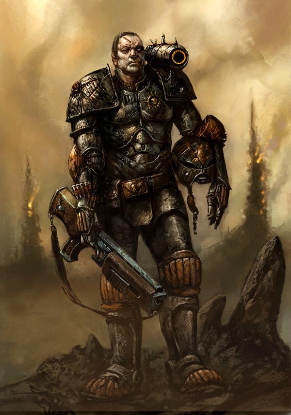 Адептус Арбитрес. Часть 4. Карьерный рост. Warhammer 40k, Warhammer, Adeptus arbitres, Длиннопост