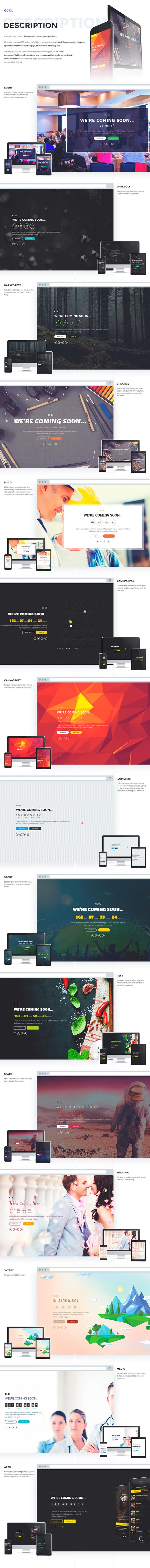 Оцените мою работу Web, WebGL, Desing, Веб-Дизайн, Дизайн, HTML, Css, Themeforest, Длиннопост