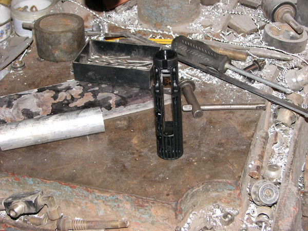 Как я делал PCP винтовку, часть 6. Винтовка, Pcp, Технопрон, Длиннопост