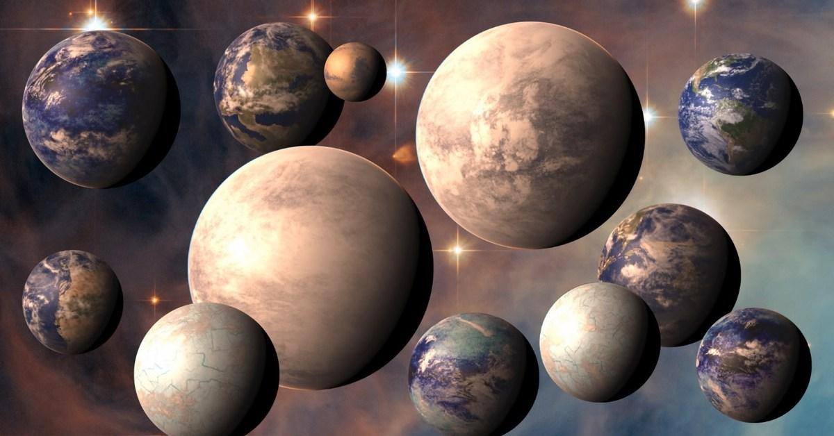 посмотреть все планеты картинки сама всё