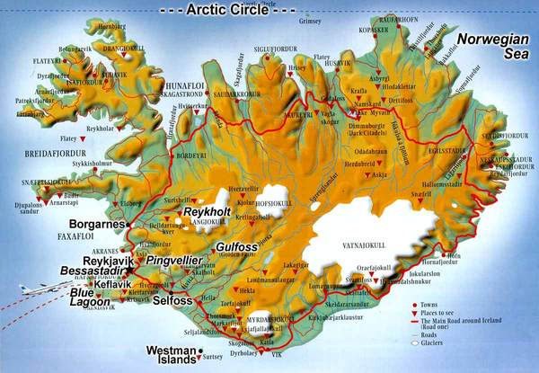 По Исландии автостопом Исландия, Путешествия, Автостоп, Длиннопост