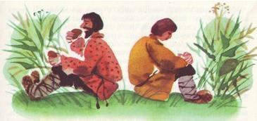 Братья Гримм - Два брата Сказка, Взрослые, Рассказ, Длиннопост