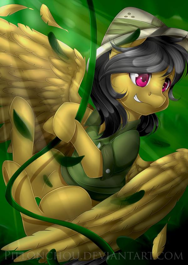 Daring Do's adventure My little pony, Daring Do