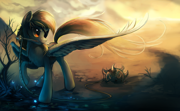 Warderp My little pony, Derpy Hooves