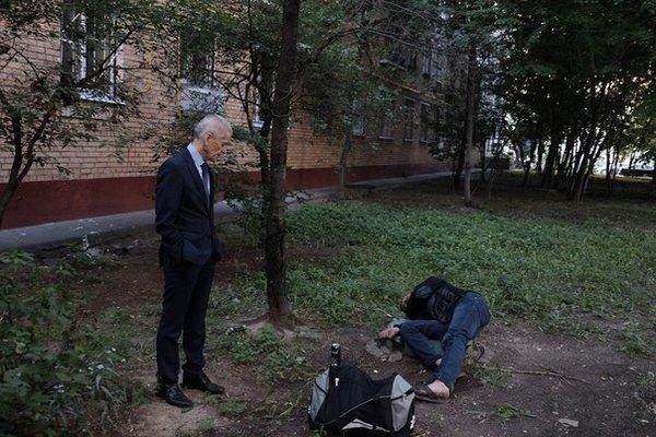 Геннадий Онищенко и пьянство Онищенко, Фото, Пьянство, Twitter, Фотожаба, Длиннопост