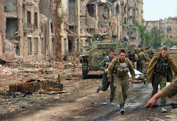 В августе 96-го Чечня, Россия, Война, история, длиннопост