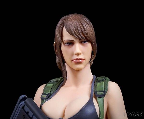 Статуя Quiet\Молчунья Длиннопост, моделизм, Standmodel, Metal Gear Solid, фигурка, action figure