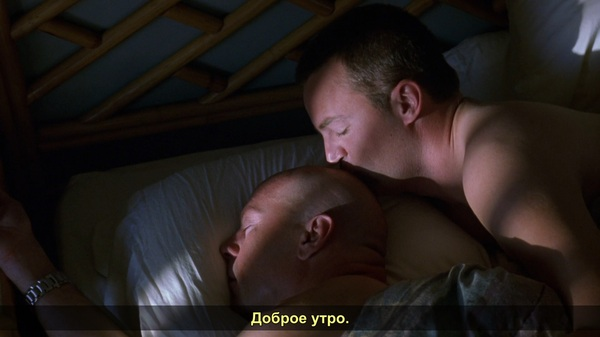 Еще пару минут поваляемся, малыш. Девять ярдов 2, 2004 год, Фильмы, Раскадровка, Длиннопост