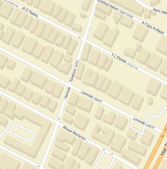Затейливые названия улиц Тель-Авива. Тель-Авив, Название