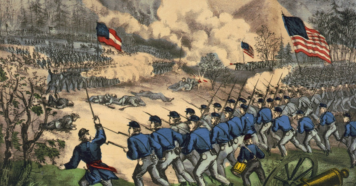 a history of american civil war Reconstruction, in us history, the period (1865-77) that followed the american civil war and during which attempts were made to redress the inequities of slavery and its political, social, and economic legacy and to solve the problems arising from the readmission to the union of the 11 states that had seceded at or before the outbreak of war.