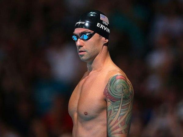 История одного пловца Энтони Эрвин, Жизненный путь, Пловцы, Олимпиада, Рио-2016