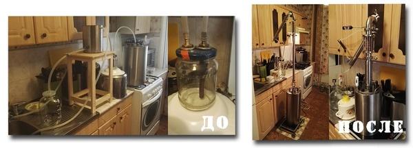 Перегон сахарной браги, получение качественного дистиллята. Пособие для новичков. самогон, Сахарная брага, дистиллят, Дистилляция, длиннопост, оборудование самогонщика