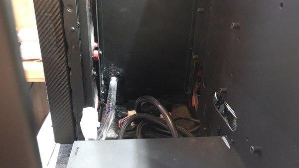 Refrigerator (на базе SilverStone FT03B) | системный блок с СЖО. Часть - III. ПК, Компьютер, Системный, Блок, Моддинг, IT, Длиннопост