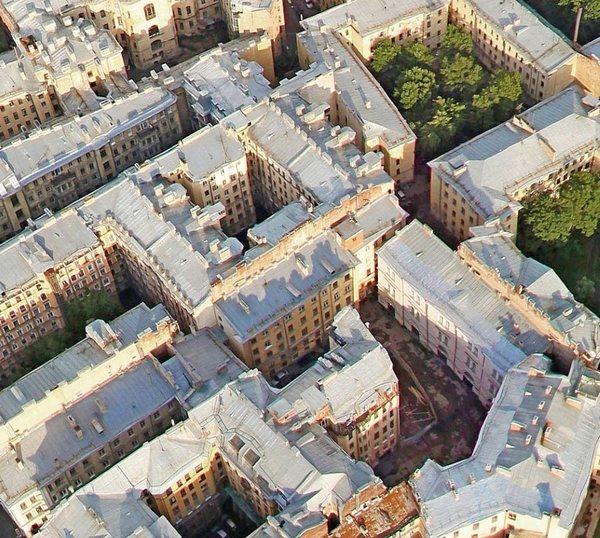 Просто очередной пост о дворах-колодцах Санкт-Петербург, Двор, Двор-Колодец, Световой двор, Длиннопост