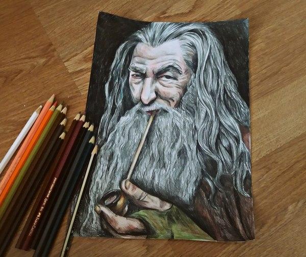 Карандашные рисунки Рисунок карандашом, Рисунок, Золотая рыбка, Змея, Творчество, Минотавр, Длиннопост
