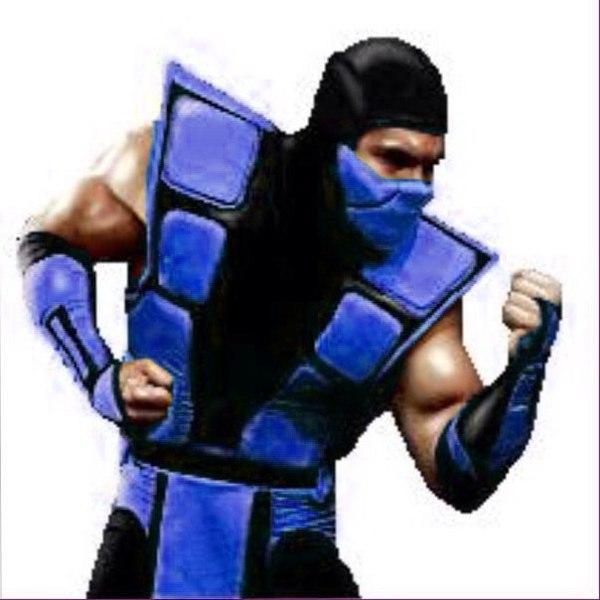 Ожившая картинка. Sub-zero Mortal kombat, Sub-Zero, Косплей, Смертельная битва, Berserker13, Гладиатор