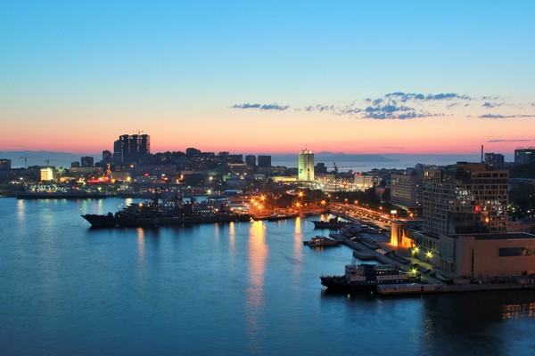 Мой любимый город. Владивосток. Владивосток, Фото, Природа, Город, Длиннопост