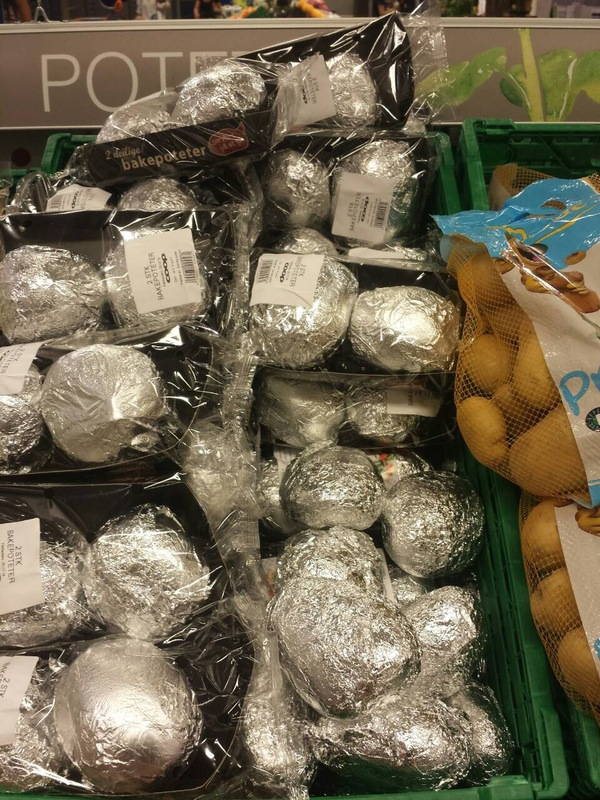 Картошка для ленивых в Норвегии картофель, Норвегия, жизнь, текст, Фото, длиннопост