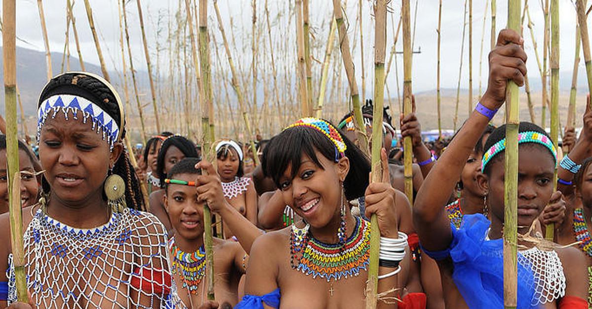 Порно свазиленде